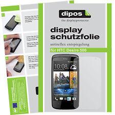 HTC Desire 500 Protector de Pantalla protectores mate