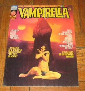 VAMPIRELLA # 40  MAR.  1975  WARREN
