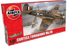 Airfix Curtiss Tomahawk Mk.IIB 1:72 Scale Plastic Model Plane A01003A