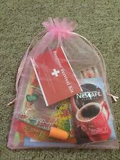 Extra Large HANGOVER Survival KIT - Hen 18th 21st Party Gift Wedding Favour