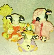3 Mary Moo Moos The Cows in The Corn, Once Upon A Midnight Steer,Eggstra Special