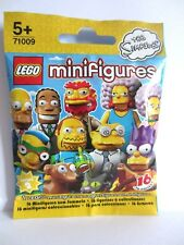 NEW & SEALED Lego Minifigures Series 2 The Simpsons Blind Bags
