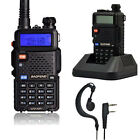 Baofeng UV-5R UHF/VHF Two-way Deux Double Bande Radio Walkie Talkie