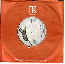 "7"" 45 TOURS UK BREAD ""Baby I'm A Want You / Truckin' "" 1971"