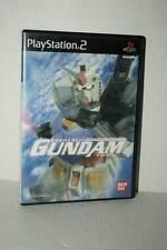 MOBILE SUIT GUNDAM USATO OTTIMO SONY PS2 EDIZIONE GIAPPONESE NTSC/J VBC 51193