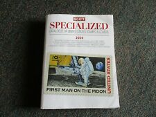 2020 Scott Specialized Catalogue of Us Stamps and Covers in Color