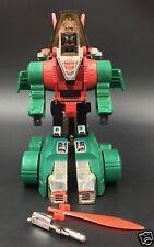 TRANSFORMERS Generation 2 1993 Dinobot Autobot SLAG 100% Complete G2 Green