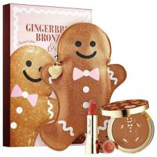 NIB TOO FACED Gingerbread Bronzed & Kissed 2019 Limited Edition Set ~ Authentic