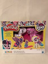 Play-Doh My Little Pony Princess Twilight Sparkle and Rarity Fashion Fun Unicorn