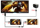 Cable Micro-USB Adaptador 5 Pin & 11 MHL a HDMI 1080p HD TV para Android