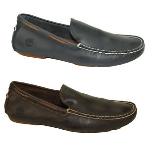 Timberland Heritage Driver Venetian Moccasins Loafers Men Low Shoes