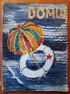 DOMUS L'ARTE NELLA CASA GIO PONTI N° 140 AGOSTO 1939