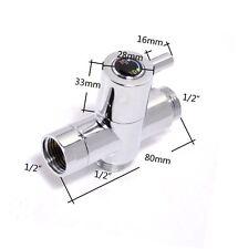 V/álvula separadora de agua de tres v/ías para ba/ño G1//2 v/álvula de bid/é de ducha de mano