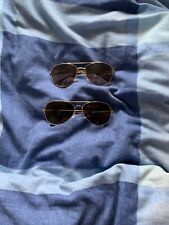 2 Pairs Of Mens Sunglasses