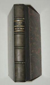 PIERRE BENOIT - Mademoiselle de la Ferté - 1923 - Relié