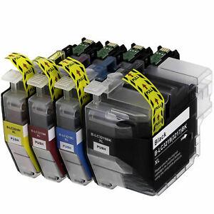 4x Ink Cartridge fits Brother LC3219 XL MFC-J5930DW MFC-J6530DW MFC-J6930DW