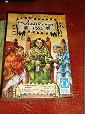Vlaanderen 1302 - Brettspiel ~ Wolfgang Panning
