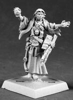 MYSTIC THEURGE -PATHFINDER REAPER miniature figurine rpg jdr wizard socier 60063