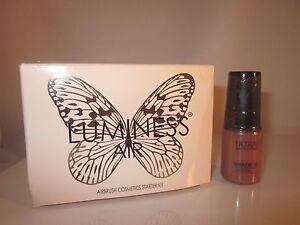New Luminess Air/Stream Airbrush Makeup Ultra Shade 10 Foundation .25oz FreeShip