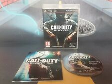 Call of Duty Black Ops (Playstation 3 PS3 2010) Completo en caja