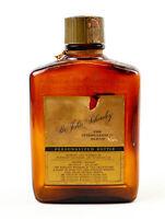Old Vintage Sir John By Schenley - Whiskey Bourbon Bottle Decanter