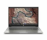 "HP 6JA25UA#ABA Chromebook 15.6"" Touchscreen Pentium Gold 4417U 2.3GHz 4GB RAM"