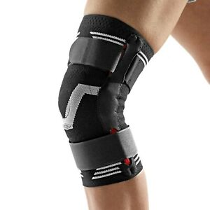 Donjoy Stabilax Elastic Knitted Knee Sleeve with Removable Hinges
