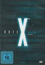 AKTE X - 3. Staffel - Chris Carter - 7 x DVD / 24 Folgen - NEU OVP