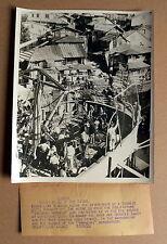 FAY WRAY, SPENCER TRACY * SHANGHAI MADNESS - PRESSEFOTO  PHOTO  VIINTAGE 1933