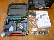 PARKSIDE AIR COMPRESSOR MULTI TOOL WITH CASE AND ACCESSORIES.