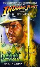 Indiana Jones and the White Witch: 8 by Martin Caidin (Paperback, 1920)