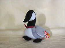 Beanie Baby Loosy the Duck Goose??? 3-19-98 PE Pellets