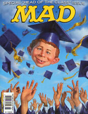 MAD Magazine #529 October 2014 The 50 Worst Things About Food Star Wars Bieber
