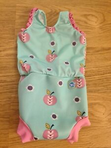 Splash About Happy Nappy Costume Reusable Neoprene costume Large 6-14 months