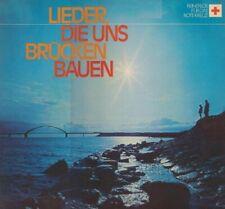 Lieder, die uns Brücken bauen Nana Mouskouri, Peter Lagger, New Seekers, .. [LP]