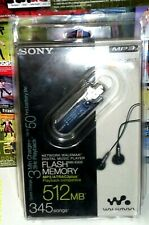 Sony NWE405 Network Walkman 512 MB Digital Music Player NW-E405/LM brand new
