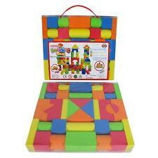Educational Soft EVA Foam Building Blocks Bricks Play Toys For Children Kids FT