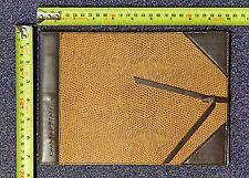 Corban & Blair Leather Small Outback Dapper Photo album Brown 20 sheets black