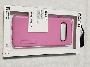 Incipio DualPro Case for Samsung Galaxy S10 - Pink