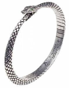 Alchemy England - The Sophia Serpent Bracelet Ouroboros Gothic Snake Pewter Gift