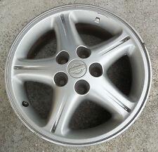 "16"" 1999 Nissan Maxima OEM  5 Spoke Gunmetal Finish Wheel Rim 403000L710"