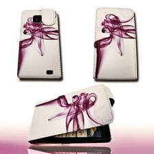 Design 10 Custodia Flip Cover Case Cellulare Astuccio Per Samsung i9100 Galaxy s2
