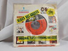 THE ORLONS - Sealed NOS 45 RPM MINT - IT'S NO BIG THING / CROSSFIRE