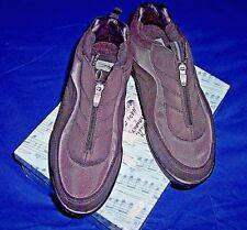 Womens Revolution 971 black split sole hip hop zipper dance sneaker -sz 10M- NEW