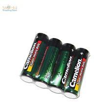4er Set Mignon Batterien CAMELION HeavyDuty Typ AA 1,5V