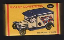 MATCHBOX TOY LIMITED EDITION No. 1267 of 5000 FORD MODEL T VAN