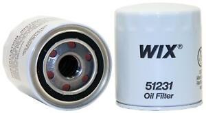 For Jaguar XJS  XJ6  XJ12  XJR  XJRS Engine Oil Filter WIX 51231
