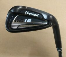 Cleveland CG16 Black Laser Milled 7 Iron Single Iron Stiff Flex Steel  RH