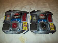 LOT OF 2 Bakugan BATTLE SABRE Battle Gear 2010 Brawlers NEW #20028626,#20028627