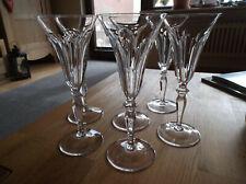 mehrere verfügbar 1 Peill Sektschale Champagnerschale Theben Kristallglas
